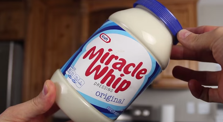 Miracle Whip safe