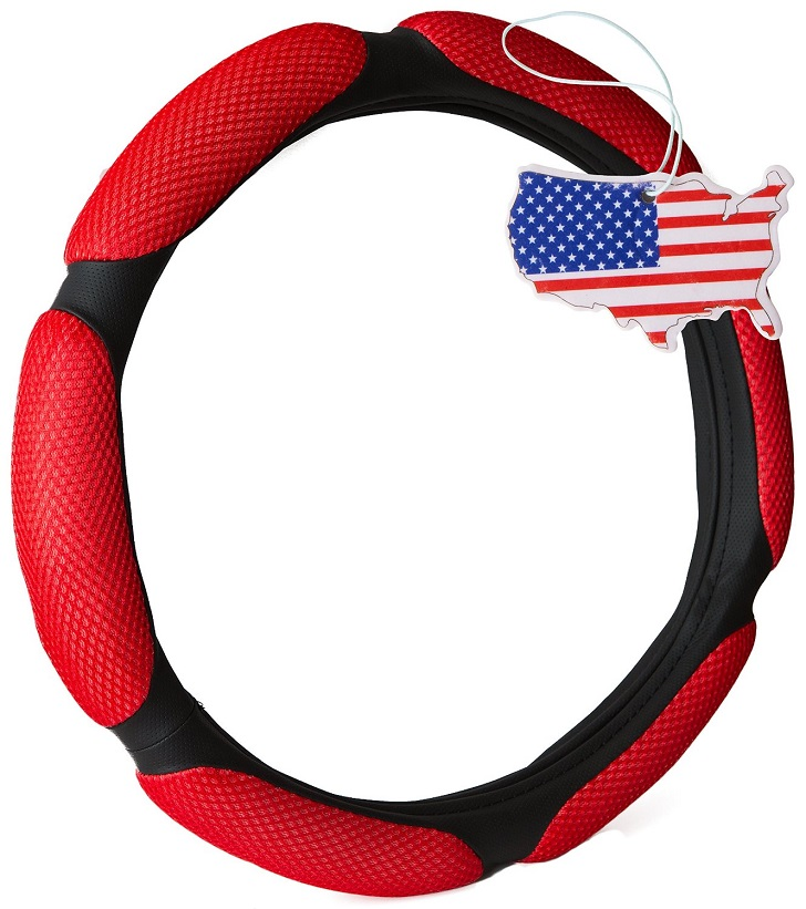 Premium Steering Wheel Cover By RettunTM