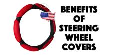 Steering wheel cover benefits