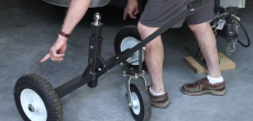 Tow Tuff 1000 Pound Capacity Trailer Dolly Review