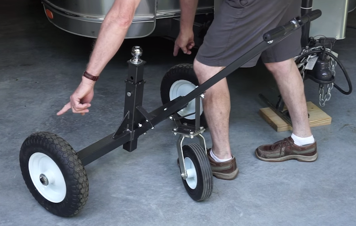 Rv Rent To Own >> Tow Tuff 1000 Pound Capacity Trailer Dolly Review