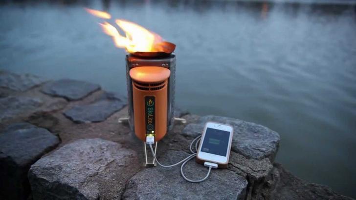 bio fuel camping stove