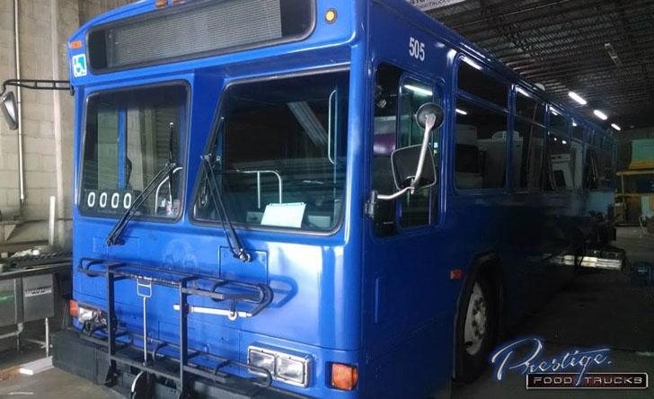 retired bus