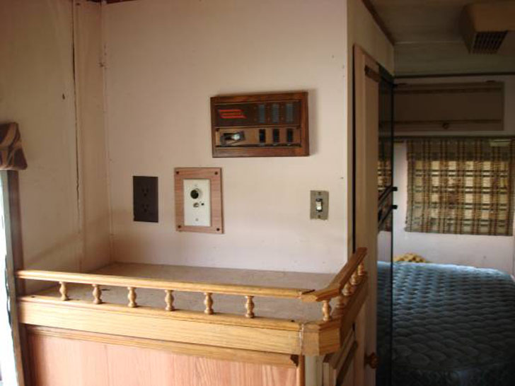 before entry cabinet