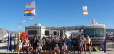 Burning Man RV camping