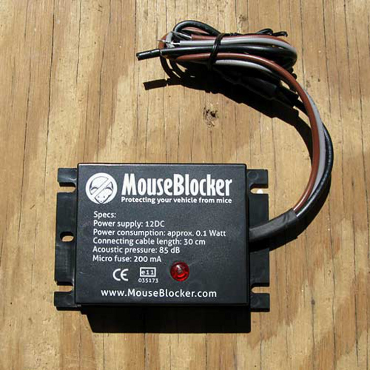 MouseBlocker RV rodent control