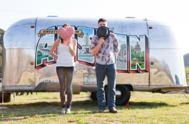 Say Cheese! This Couple Converted Two Airstream Trailers Into Mobile Photo Booths
