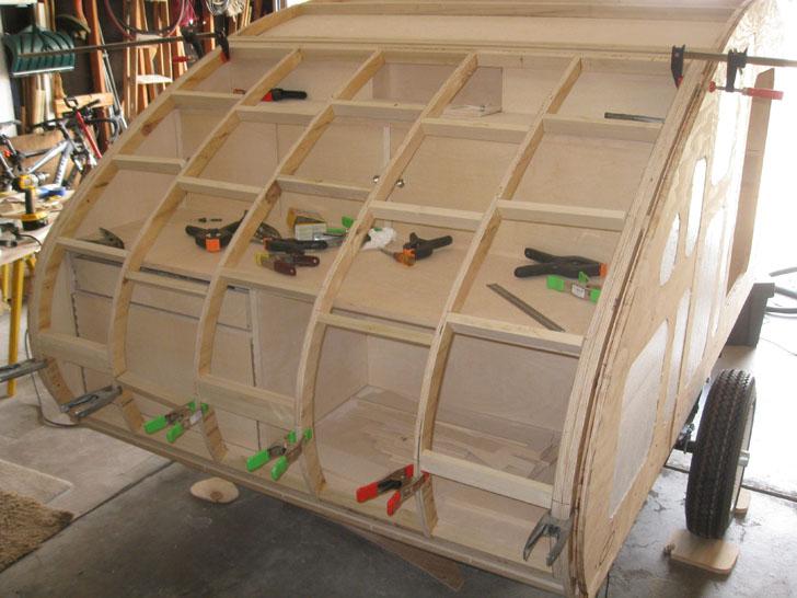 galley hatch frame