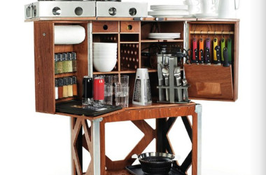 Grill In Style: 5 Elegant And Portable Camp Kitchens