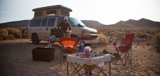 Chevy Van Made Better With Sportsmobile Penthouse Suite Upgrade