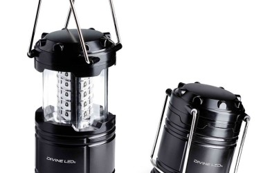 3 Highly-Rated Camping Lanterns You'll (Most Likely) Love