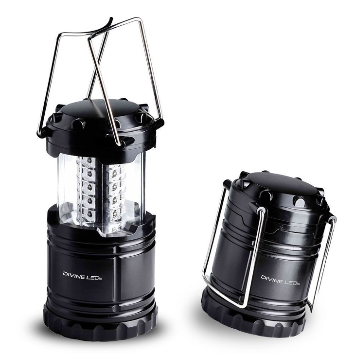 Collapsible Divine LED Lantern