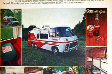Is This Rare GMC Gadabout Motorhome The Ultimate Coca-Cola Collectible?