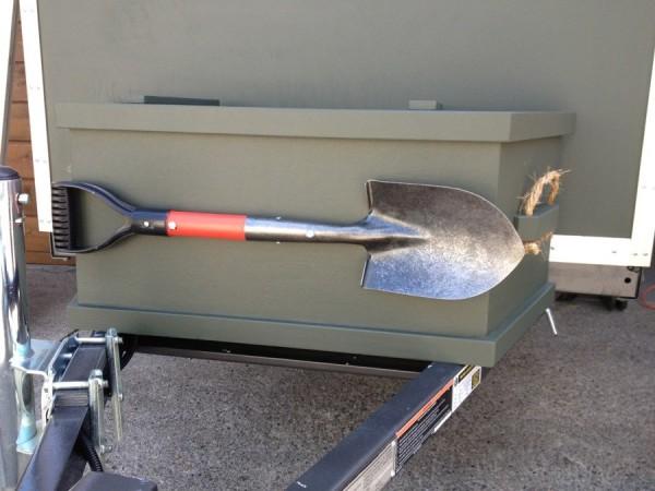Mortar case