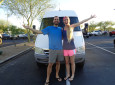 Couple Convert Sprinter Van Into A Tiny House In Just 1 Week
