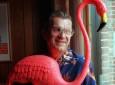 Pink flamingo creator