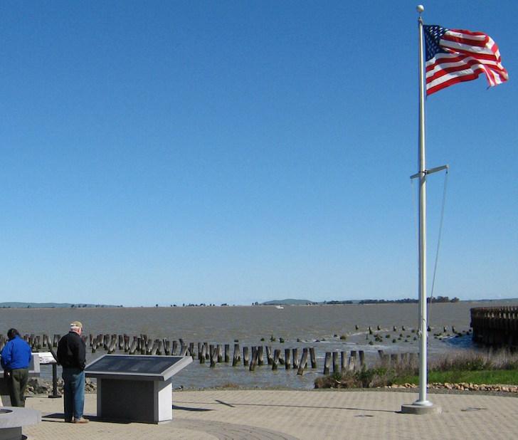 Port Chicago disaster memorial