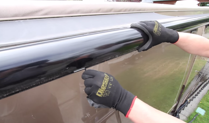 How To Replace A Carefree Of Colorado Awning Topper