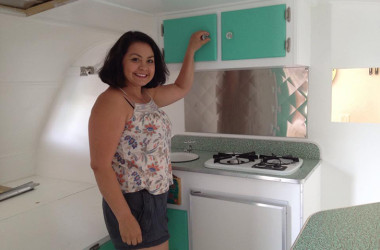 California Couple Builds A Serro Scotty Camper From Scratch