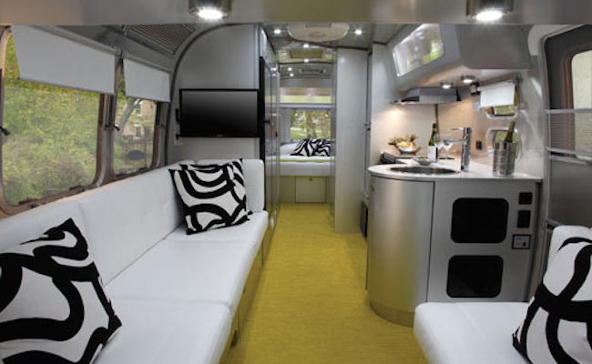Airstream's International Sterling Most Modern-Looking RV Yet?