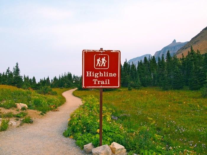 National Paks Hiking
