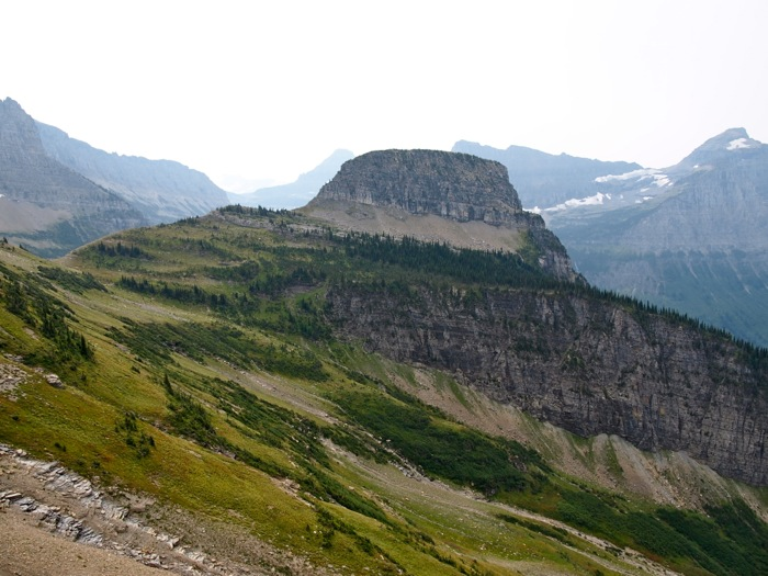 National Park Hiking
