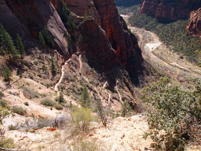 National Park Hiking Trails