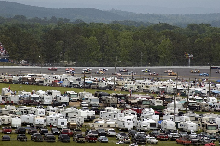 Your Guide To Camping At Talladega Superspeedway