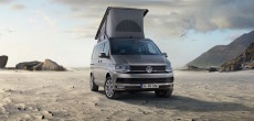 Volkswagen Releases New California Camper Van – But You Can't Buy It In The U.S.