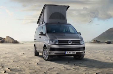 Volkswagen Releases New California Camper Van – But You Can't Buy It In The U.S.