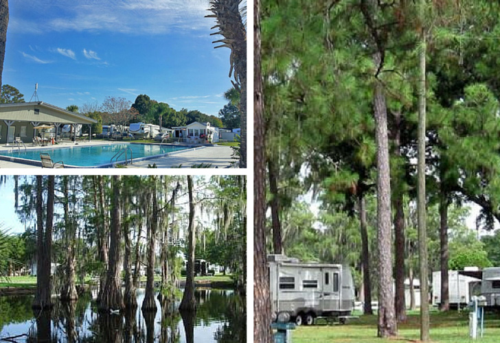 Orlando Winter Garden Rv Resort Garden Ftempo