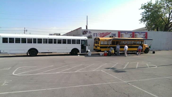 primered bus