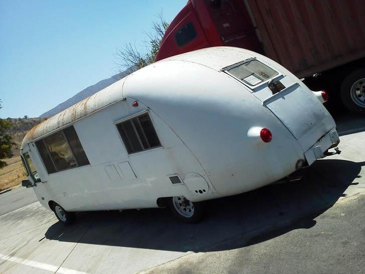 Man Rescues Family S Old Corvair Ultravan Motorhome