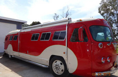1946 Flxible Bus Conversion With A Past You Won't Believe