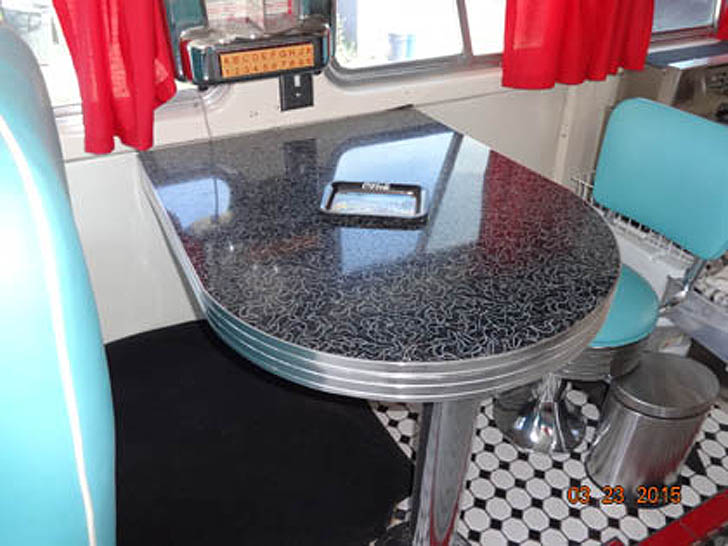 diner table