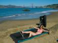 hammocking beach style