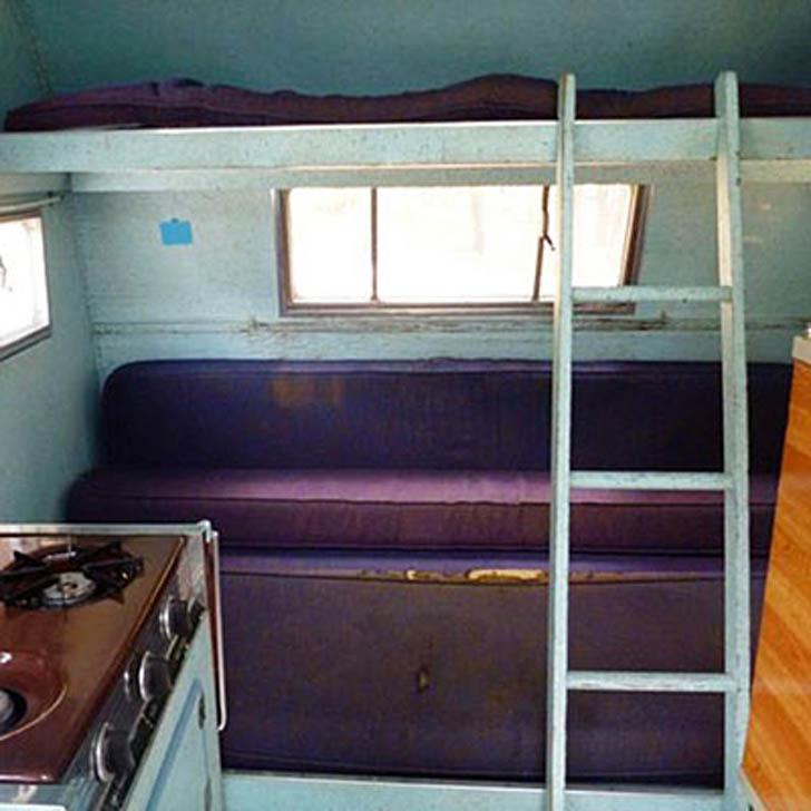 interior needed repairs
