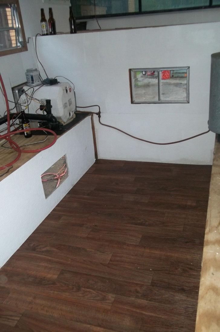 gorgeous wood floor