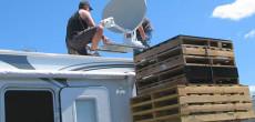 mobile satellite Internet for RVs