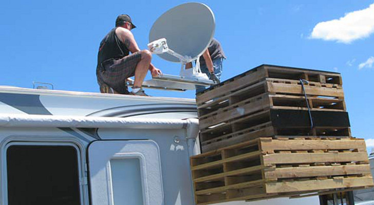 Live An Untethered Life With The RV DataSat 840 – The Newest Mobile Satellite Internet for RVs