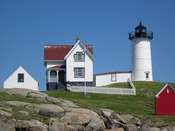 Maine Light House Road Trip