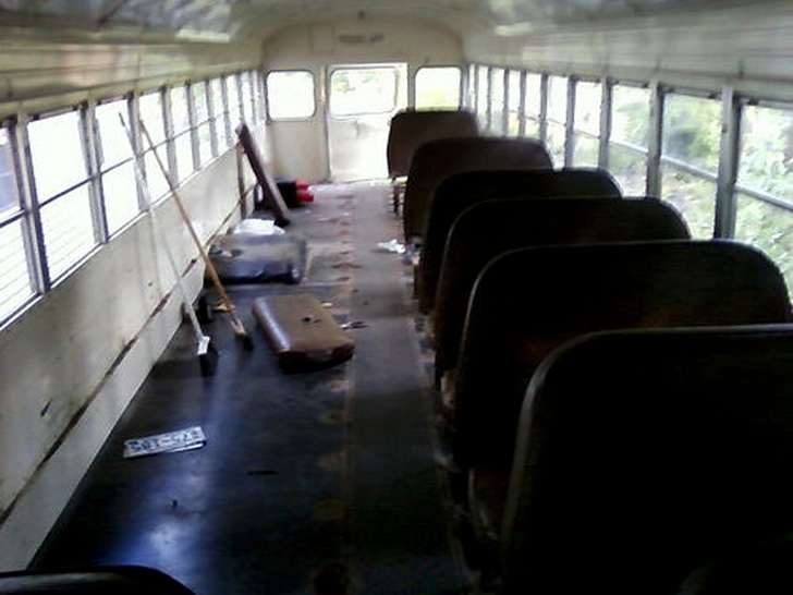 remove seats as you go