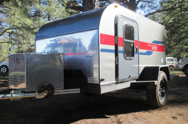 MOAB Gobi Off-Road Teardrop Trailer Is The Mother Of All Adventure Bivouacs