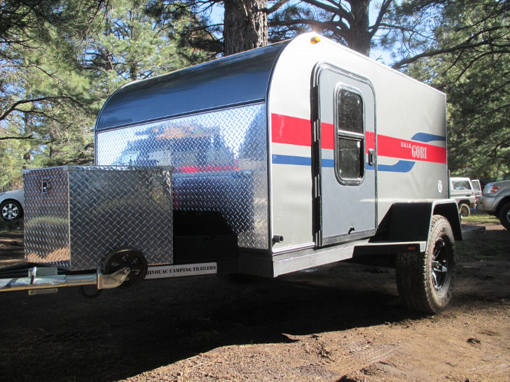 Gobi Off Road Teardrop Trailer