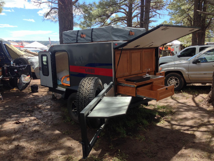 Diy Off Road Camper Trailer