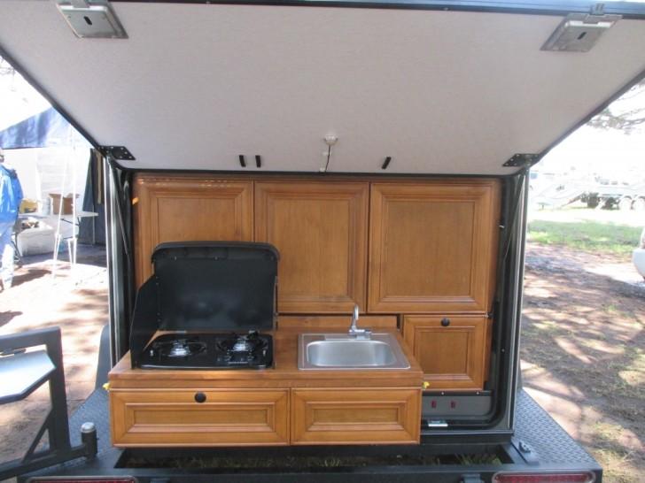 off-road teardrop trailer