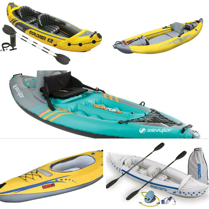 Inflatable Kayak Guide Everything You Need To Know