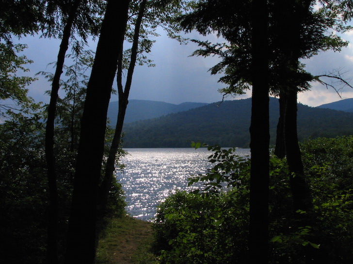 Lewey Lake Campsite