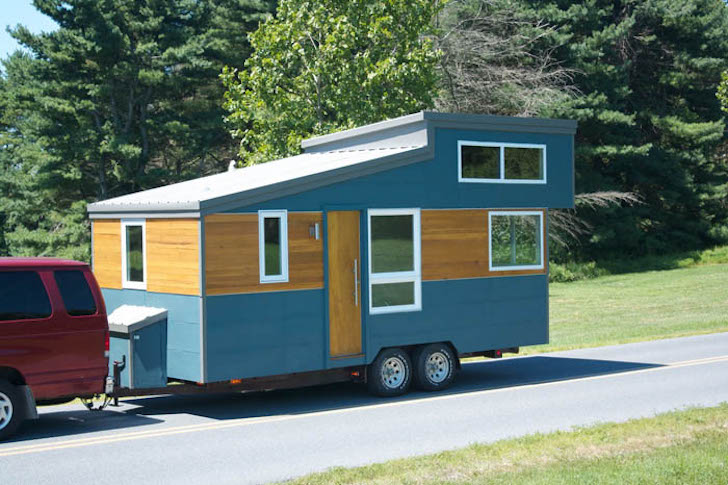 Liberation Tiny Homes