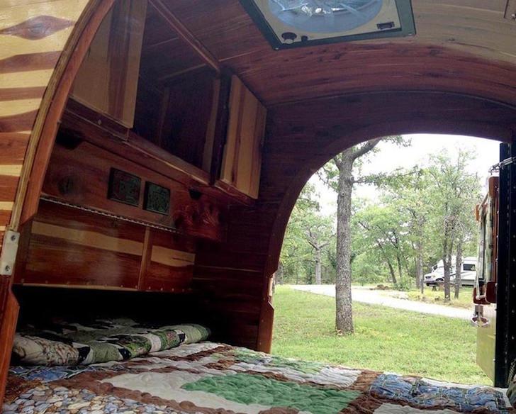 Living compartment